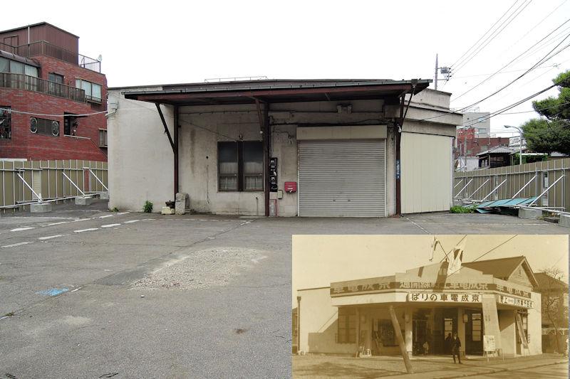 寛永寺坂駅